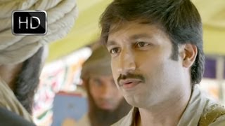 Sahasam official theatrical trailer HD - Gopi chand, Tapsee