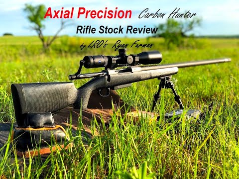 Axial Precision Carbon Hunter Rifle Stock Review