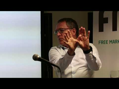 The virtual future, an economist's perspective - Dawie Roodt