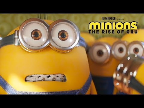 Minions: The Rise of Gru - Get Ready