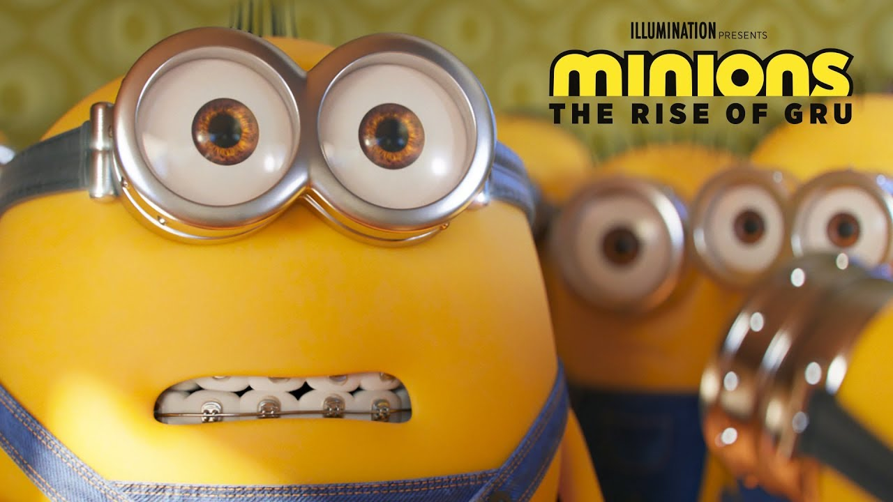 Download Minions: The Rise of Gru | Get Ready | Illumination