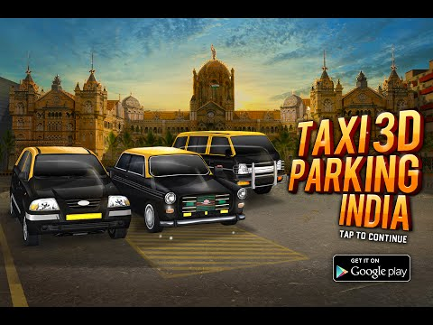 Taxi 3D Parking India Android Official Trailer