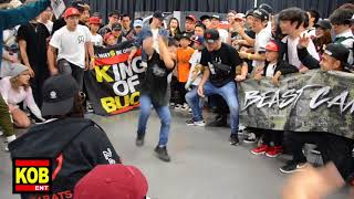 Baby Street Beast aka Baby Krow vs Twiggz Deuce|FINAL|YOUNG GUNS BATTLE 6|2018.05.20