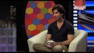 Shahid Kapoor on Characterisation of Mausam