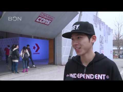 Skater's paradise: Woodward Beijing
