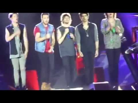 One Direction - Better Than Words (Live San Siro, Milan) FRONT ROW