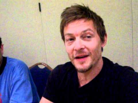 Norman Reedus from Walking Dead Talks About Lady Gaga's Judas