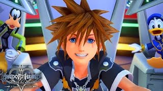 KINGDOM HEARTS 0.2 FINALE ITA + FINALE SEGRETO  (Kingdom Hearts 2.8)