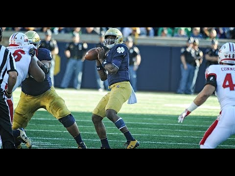 Brandon Wimbush rested and ready for USC