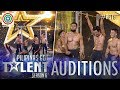 Pilipinas Got Talent 2018 Auditions: Bardilleranz - Pull Up Bars Exhibition