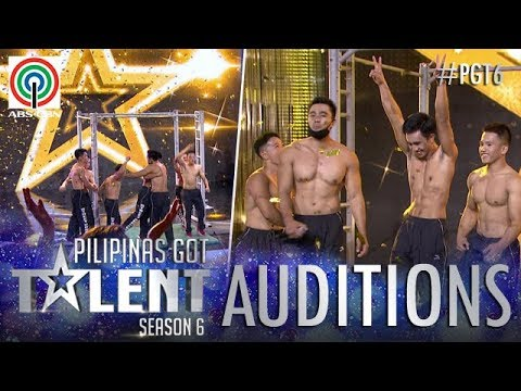 Pilipinas Got Talent 2018 Auditions: Bardilleranz - Pull Up Bars Exhibition