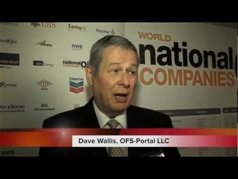 Dave Wallis, OFS-Portal Discusses National Oil Companies