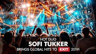 Hot duo Sofi Tukker brings global hits to EXIT 2019!