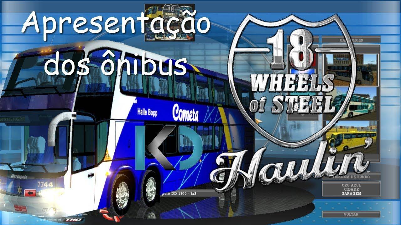 mod bus v3 para haulin completo