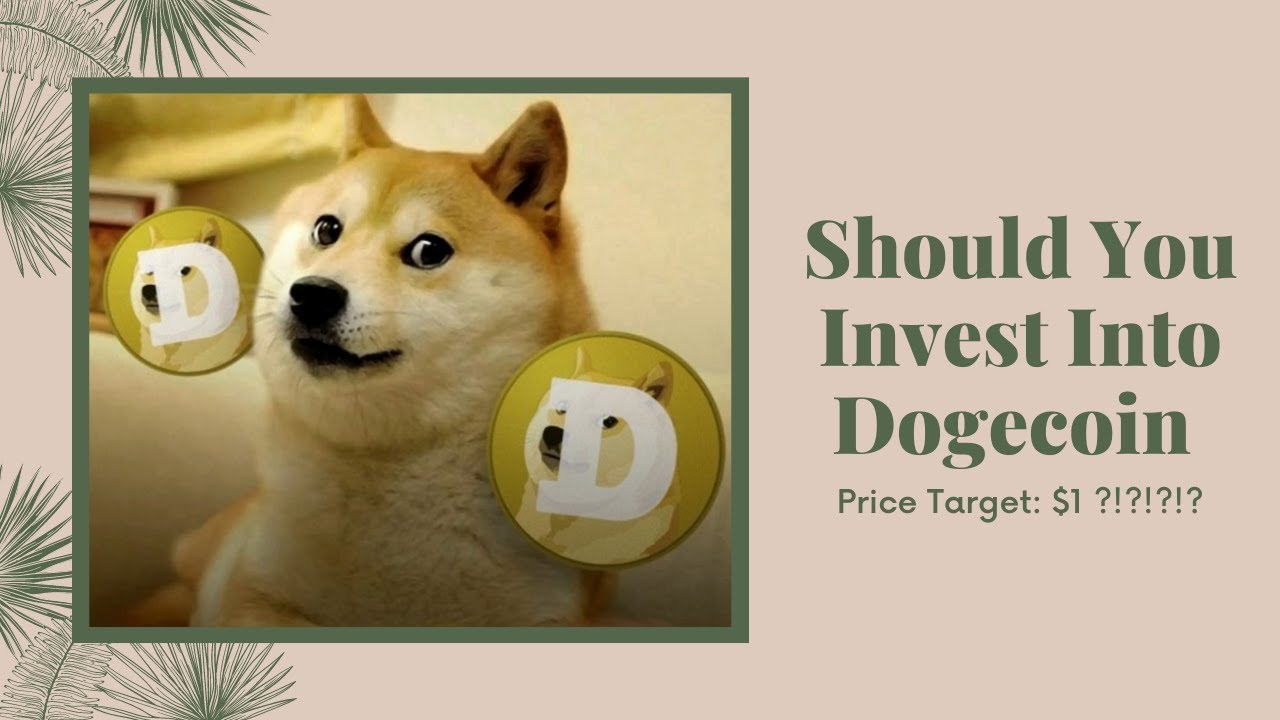 Dogecoin Price Target - Dogecoin Price Prediction Doge Is ...