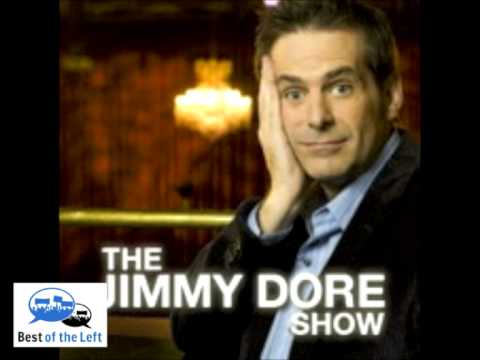 Luke Russert Fighting Against Stating Facts - Jimmy Dore Show - Air Date- 7-13-12