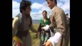 Pashto Mast Saaz and Kurdish Mast Dance