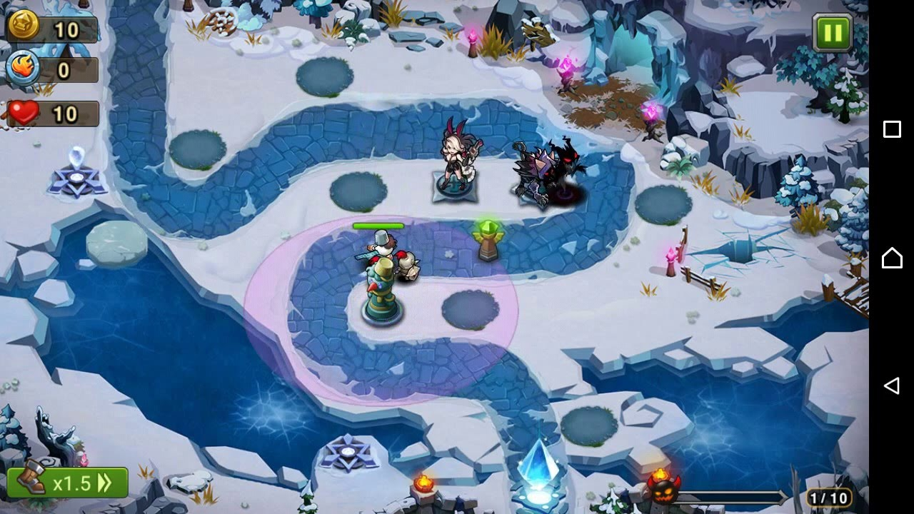 Magic rush heroes war guardian legend map 2 youtube magic rush heroes war guardian legend map 2 gumiabroncs Images