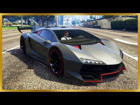 GTA 5 ONLINE - TOP 3 BEST COLOR CUSTOMIZATIONS PEGASSI ZENTORNO - GTA 5 ONLINE