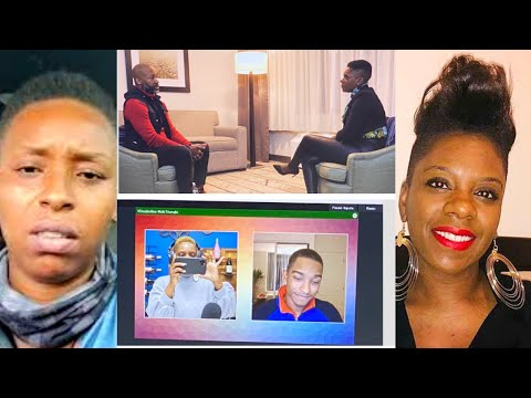 Jaguar Wright going off on her ex hubby and Tasha K for their tell all interview
