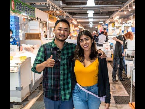 Japanese Tourist Fish Market Vs Locals Fish Market | Okinawa