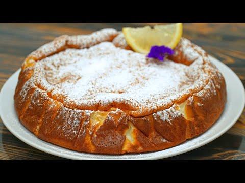Нежный десерт из йогурта! Без муки и масла | Кулинарим с Таней