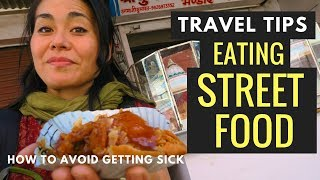 STREET FOOD SAFETY: 14 TIPS TO AVOID GETTING SICK WHEN YOU TRAVEL