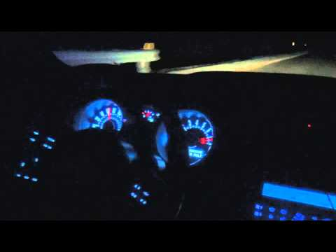 0-135 ish in a Supercharged 2012 5.0 Mustang GT
