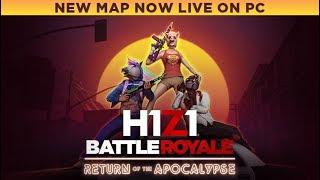 H1Z1 PC Regreso al apocalipsis ''nuevo mapa'' y cambios