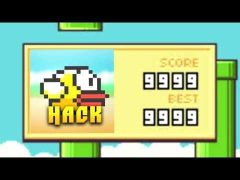 Crappy Bird: Flappy Bird Hack!