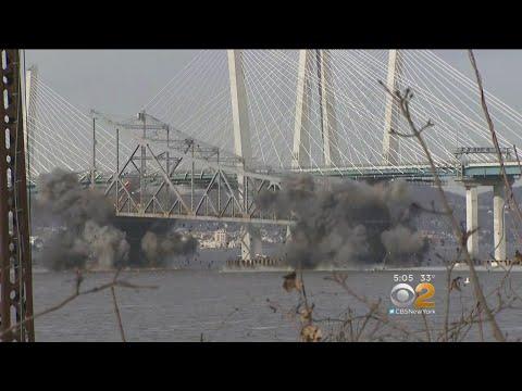 Tappan Zee Bridge Demolished