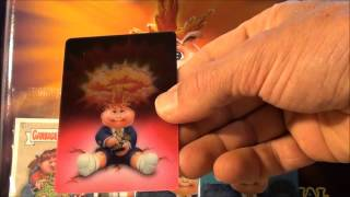adam bomb loco motion card gpk bonus box 1 first 3 packs