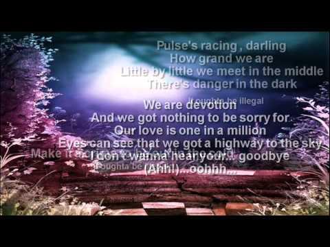 Barbra Streisand Feat Barry Gibb + GUILTY + Lyrics/HQ