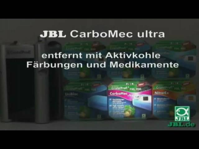 JBL CristalProfi e Filtermedium.mp4