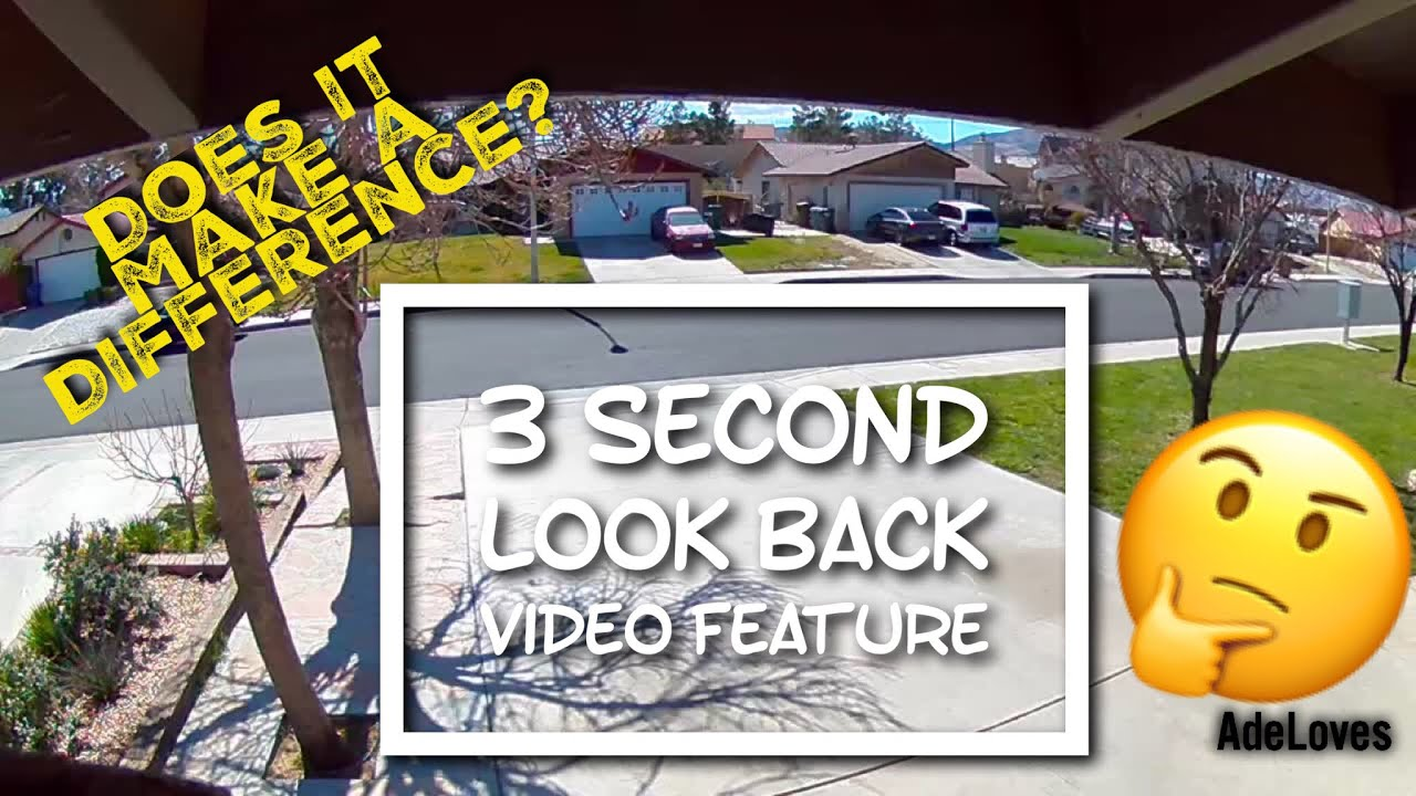Arlo Pro 2 Review: 3 Second Lookback Feature