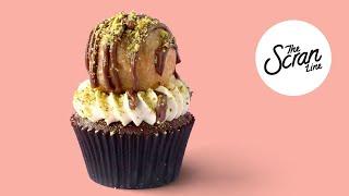 Loukoumades Cupcakes! - The Scran Line