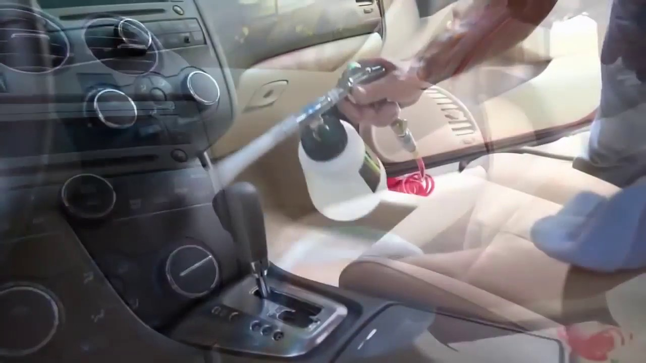 Car High Pressure Cleaning Tool Youtube