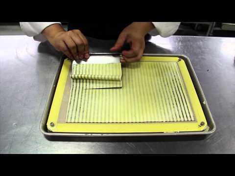 Generate Modernist Cuisine - Striped Mushroom Omelet Images