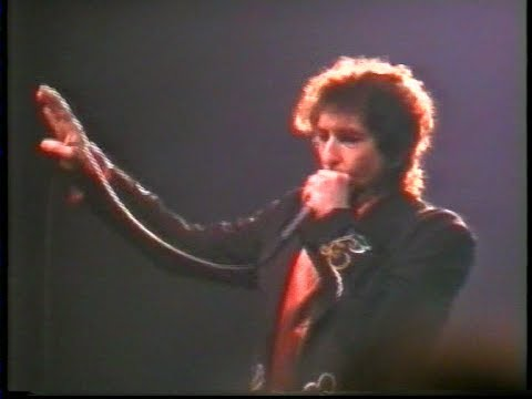 Bob Dylan,My Back Pages, Glasgow, 9.04.1995