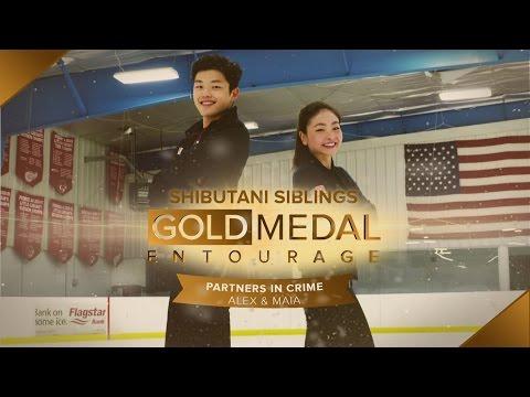 Olympic Channel: Gold Medal Entourage: Alex and Maia Shibutani