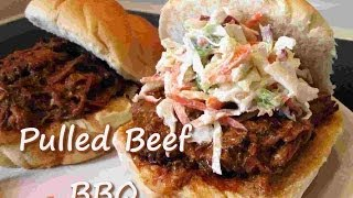 How To Make Pulled Beef Bbq Slow Cooker Recipe