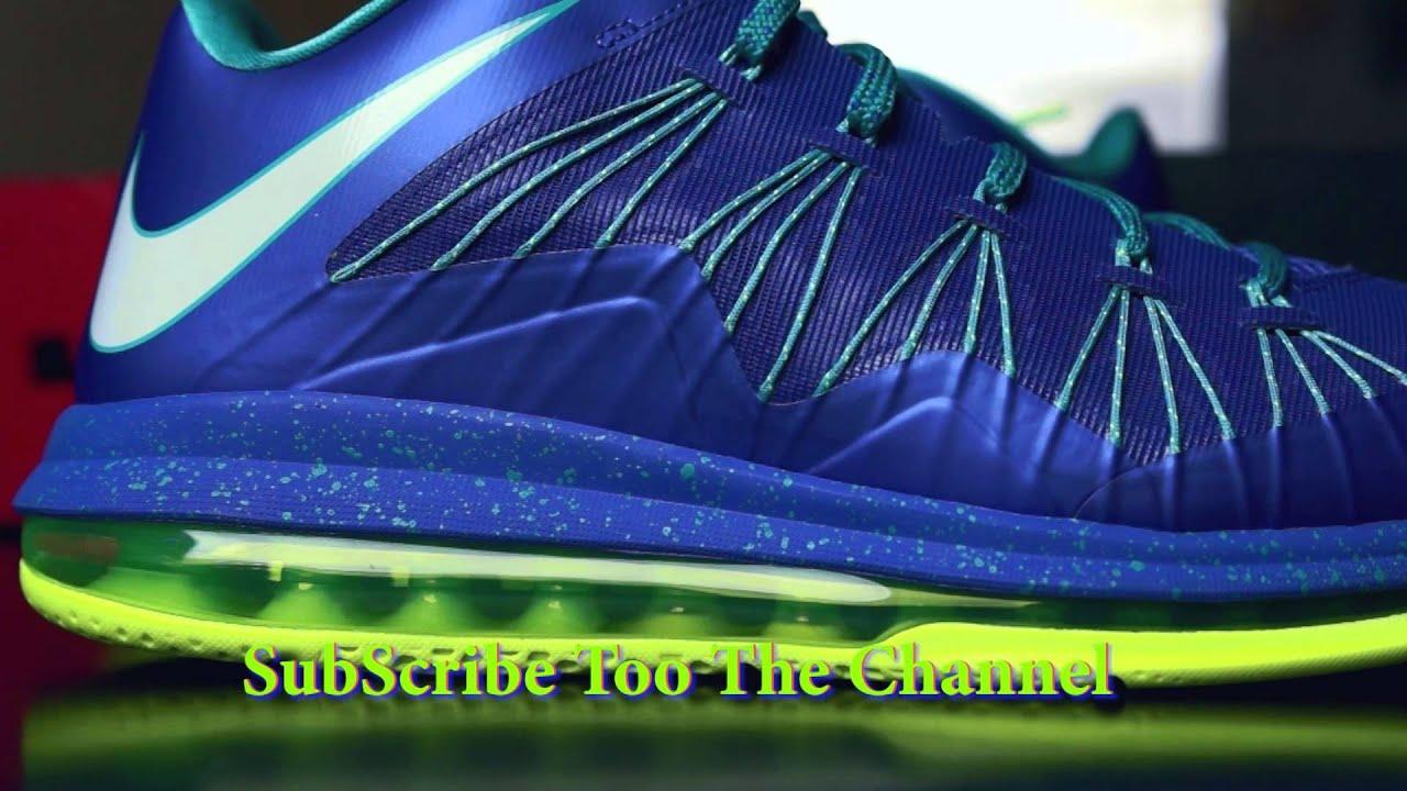Nike Lebron X Low