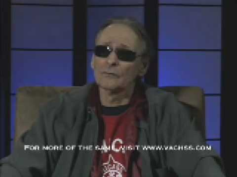 Andrew Vachss explains why he's concluded the Burke series