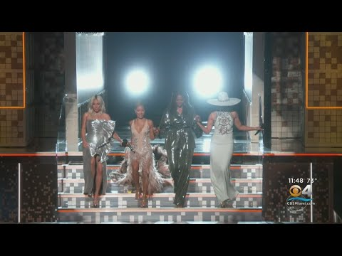 Star Powered Performances, Strong Women Artists Highlight Grammy Awards Mp3