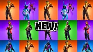 NEW Fortnite Skins LEAKED! Female Raptor, Cryptic & More!