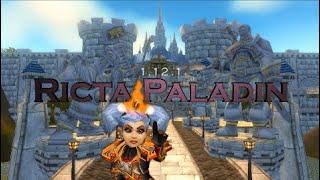 Ricta - Paladin PvP | Classic WoW 1.12.1