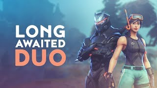 LONG AWAITED DUO ft. Ninja (Fortnite Battle Royale)