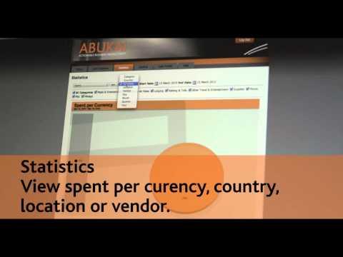 ABUKAI User Portal -- Introduction