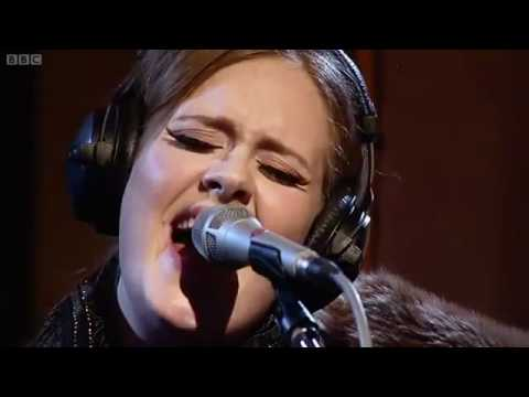 Adele, Radio 1 Live Lounge Special Part 4 - Promise This (Cheryl Cole cover)