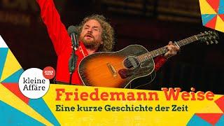 Friedemann Weise – Eine kurze Geschichte der Zeit